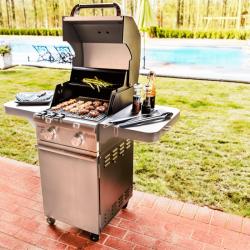 Gāzes grils Char-Broil Platinum 2200S