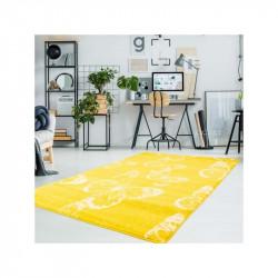 "Dzeltens paklājs ""MODA"" ar..."