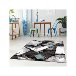 Moderns paklājs ar zilu...
