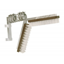 Scratching Brush for Pigs