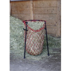 Filling Aid for Hay Net