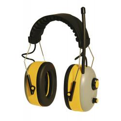 Ear Muff with Stereo Radio