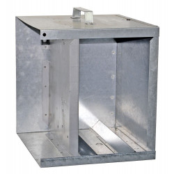 Metal Battery Case