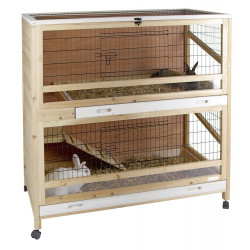Small Animal Cage Indoor...