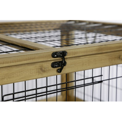 Small Animal Cage Indoor Space