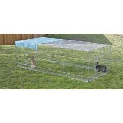 Outdoor enclosure with...