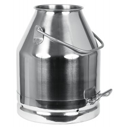 Milking Pail Stainless Steel