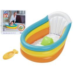 Piepūšamā vanna mazulim...