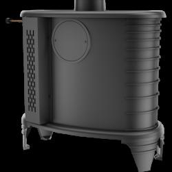 Čuguna krāsns Kratki K8 ar automātisko gaisa padeves vadību