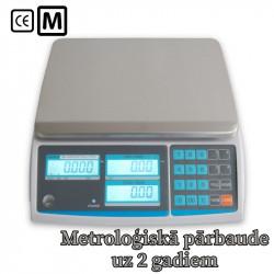 Tirdzniecības svari GR līdz 15 kg