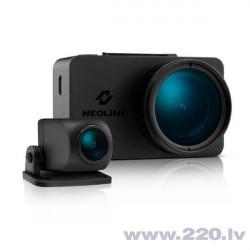 Neoline G-TECH X76 videoreģistrators ar divām kamerām